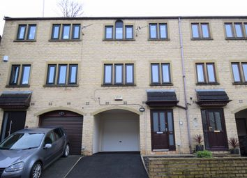 Thumbnail 3 bed town house for sale in Bankwell Road, Milnsbridge, Huddersfield