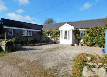 Thumbnail 2 bed barn conversion for sale in Tregadgwith, St. Buryan, Penzance