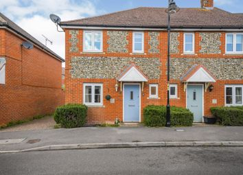 Thumbnail 3 bed end terrace house for sale in Rushworth Row, Amesbury, Salisbury