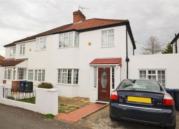 Thumbnail 4 bed semi-detached house to rent in Avalon Road, Ealing, London