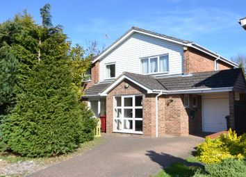 Thumbnail 5 bed detached house to rent in Littlestead Close, Caversham, Reading