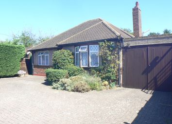 Thumbnail 2 bed detached bungalow for sale in Woolwich Road, Bexleyheath, Kent
