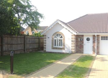 Thumbnail 2 bed semi-detached bungalow for sale in St. Johns Road, Clacton-On-Sea