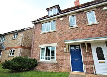 Thumbnail 3 bed end terrace house for sale in Newstead Road, Weymouth, Dorset