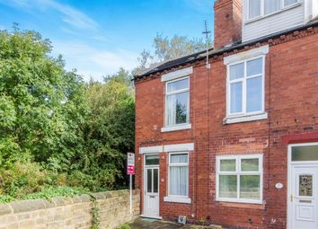 Thumbnail 3 bedroom end terrace house for sale in Whitehall Street, Wakefield