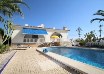 Thumbnail 3 bed detached house for sale in Traditional Spanish Style Villa, Villamartin, Alicante, 03189