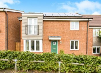 Thumbnail 4 bedroom end terrace house to rent in Cromwell Drive, Huntingdon