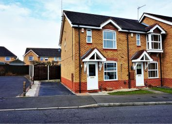 Thumbnail 2 bed end terrace house for sale in Highland Drive, Sutton-In-Ashfield
