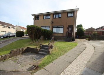 Thumbnail 3 bed semi-detached house for sale in Crisswell Close, Greenock, Inverclyde