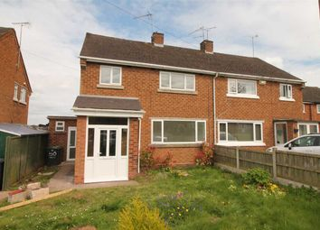 Thumbnail 3 bed semi-detached house to rent in Hawthorn Road, Redditch