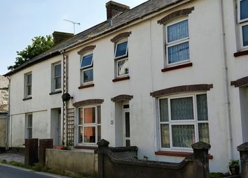 Thumbnail 2 bed terraced house to rent in Station Road, St. Blazey, Par