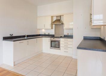 Thumbnail 2 bedroom flat to rent in Evesham Road, Cheltenham
