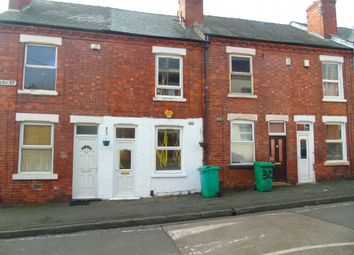 Thumbnail 2 bed terraced house to rent in Hudson Street, Nottingham