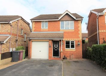 Thumbnail 3 bed detached house for sale in Crofters Close, Killamarsh, Sheffield