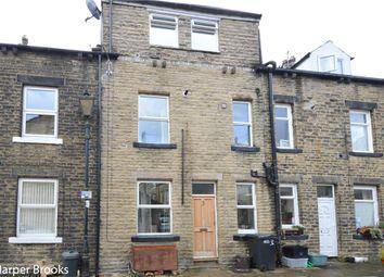 Thumbnail 3 bed terraced house for sale in Regent Street, Hebden Bridge, West Yorkshire