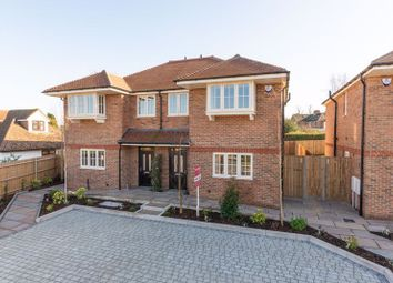 Cannon Grove, Fetcham, Leatherhead KT22. 3 bed semi-detached house