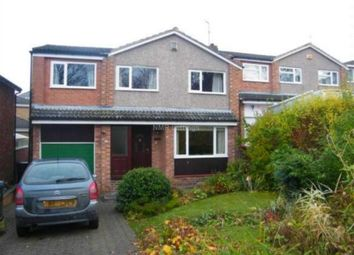 Thumbnail 4 bed detached house to rent in Ferens Close, Durham