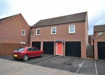Thumbnail 2 bed flat to rent in Marham Drive Kingsway, Quedgeley, Gloucester