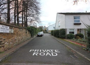 Thumbnail 2 bed property to rent in Rye Walk, London