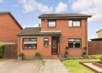 Thumbnail 3 bed detached house for sale in Queensby Road, Baillieston, Glasgow, Lanarkshire