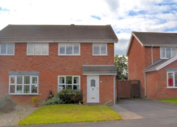 Thumbnail 3 bed semi-detached house for sale in Squirrel Walk, Pontarddulais, Swansea