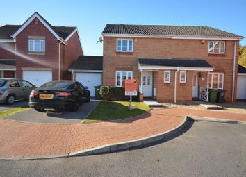 Thumbnail 3 bedroom semi-detached house to rent in Hind Close, Pengham Green, Cardiff
