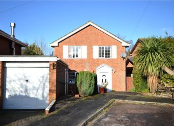 Thumbnail 4 bed detached house for sale in Howes Gardens, Church Crookham, Fleet