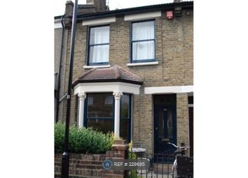Thumbnail 3 bed terraced house to rent in Brunswick Street, London
