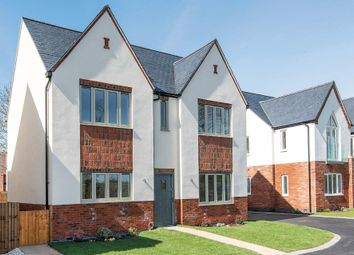 Thumbnail 4 bed detached house for sale in Bishop's Acre, Lighthorne, Warwick