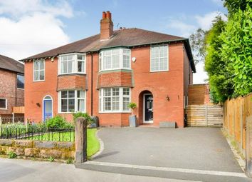 Thumbnail 3 bed semi-detached house for sale in Willow Tree Road, Altrincham, Greater Manchester