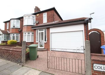 Thumbnail 3 bed semi-detached house for sale in Collingwood Terrace, Blyth