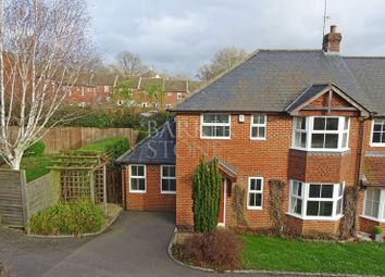 Thumbnail 3 bed semi-detached house for sale in Marlow Road, Lane End, High Wycombe