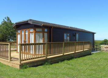 Thumbnail 3 bed mobile/park home for sale in Toft Hill Caravan Park, Hill Road, Great Broughton