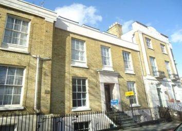 Thumbnail 2 bed flat to rent in Bridge Terrace, Albert Road South, Ocean Village, Southampton