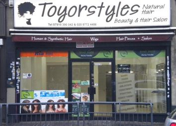 Thumbnail Retail premises to let in Mitcham Road, London