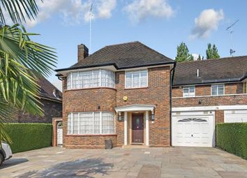Thumbnail 5 bedroom semi-detached house for sale in Carlyle Close, Hampstead Garden Suburb, London
