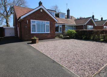 Thumbnail 3 bed semi-detached bungalow for sale in Franklands, Longton, Preston