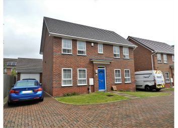 Thumbnail 4 bed detached house for sale in Arabella Walk, Coventry