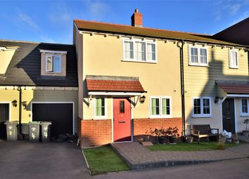 Thumbnail 3 bed terraced house for sale in Little Canfield, Dunmow, Essex