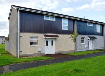 Thumbnail 3 bed end terrace house for sale in Ness Way, Motherwell