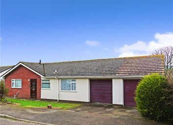 Thumbnail 2 bed detached bungalow for sale in Marlborough Close, Musbury, Axminster, Devon