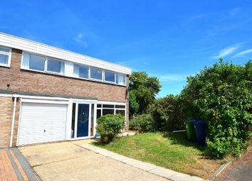 Thumbnail 4 bed end terrace house for sale in Ouse Road, Eaton Ford, St. Neots