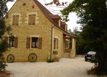 Thumbnail 4 bed detached house for sale in Proissans, Sarlat-La-Canéda, Dordogne, Aquitaine, France