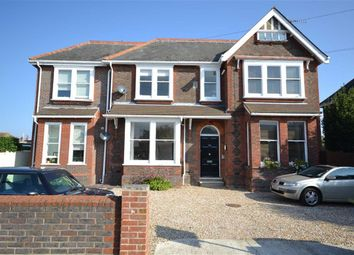 Thumbnail 1 bed flat for sale in 13 Langton Road, Broadwater, Worthing, West Sussex