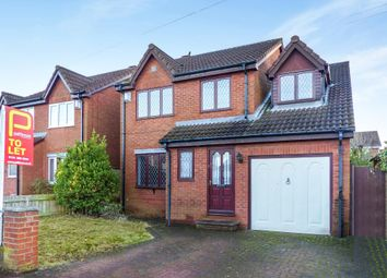 Thumbnail 4 bed detached house to rent in Durham Place, Birtley, Chester Le Street