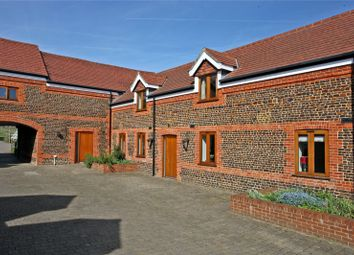 Thumbnail 2 bed mews house for sale in Manor Farm Mews, Dockenfield, Farnham, Surrey