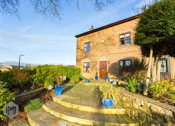 Thumbnail 5 bed barn conversion for sale in The Gates, Harwood
