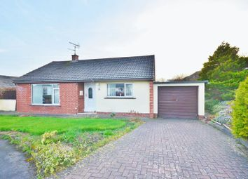 Thumbnail 2 bed detached bungalow for sale in Derwent Bank, Seaton, Workington