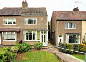 Thumbnail 3 bed semi-detached house for sale in Calais Road, Burton-On-Trent