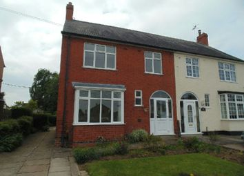 Thumbnail 4 bedroom semi-detached house to rent in Deacon Cottages, Broughton Road, Croft, Leicester